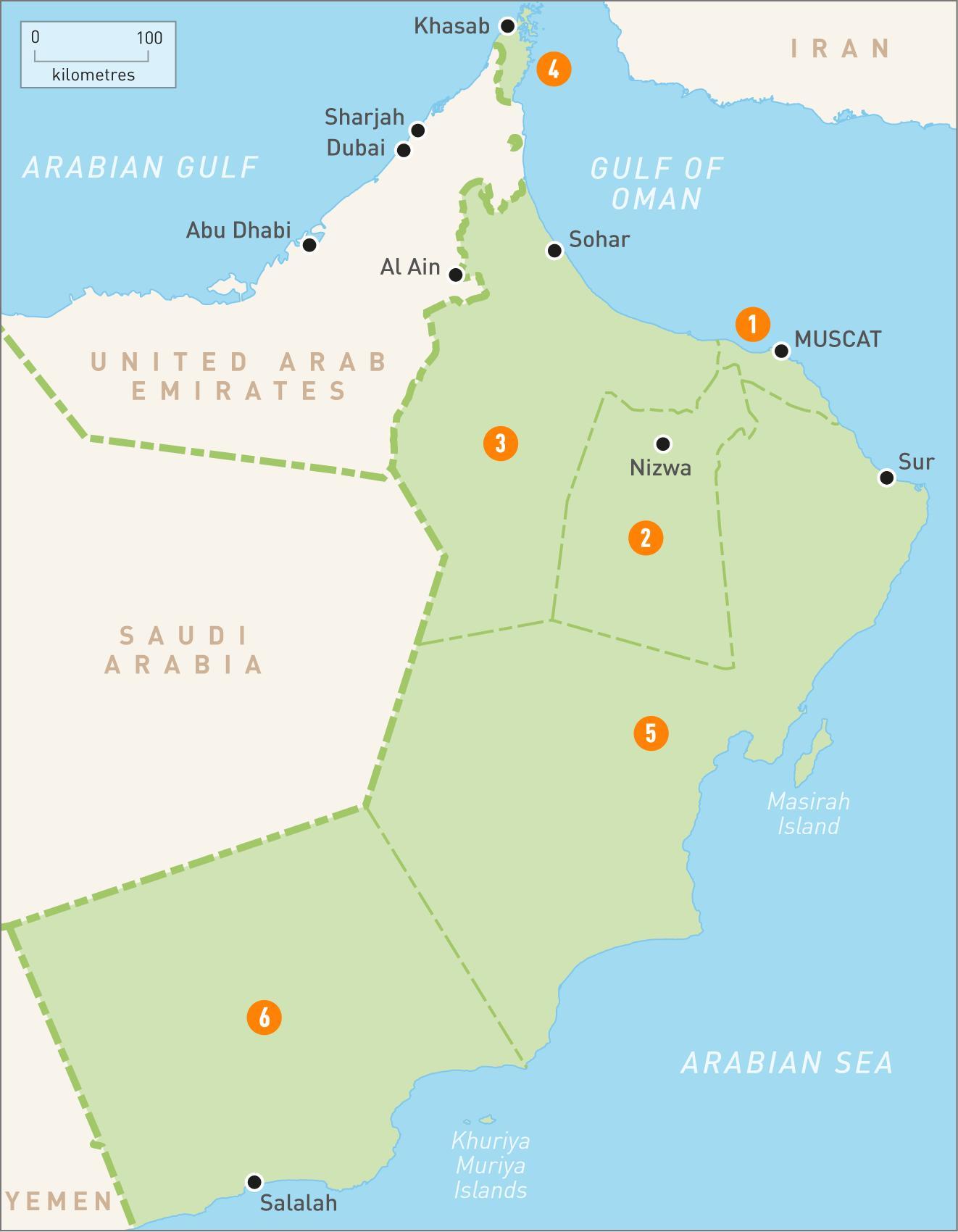 oman karta Karta Oman Oman karta hd (Västra Asien   Asien) oman karta